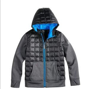 Boys zeroxposur lightweight jacket